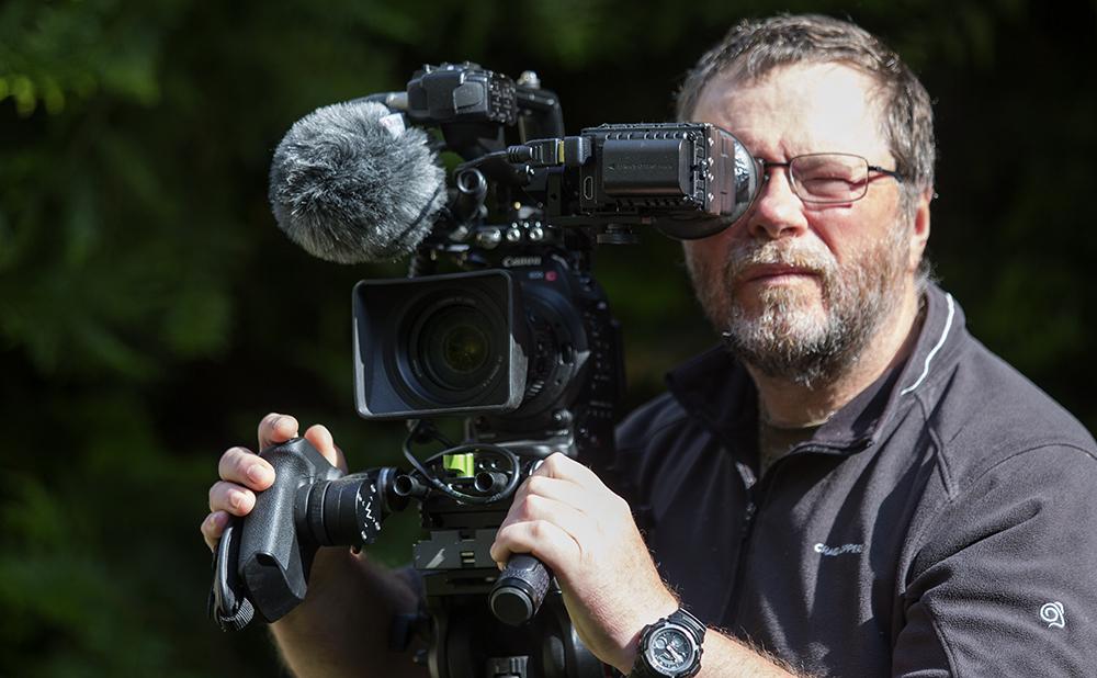 Filmer avec le Canon100