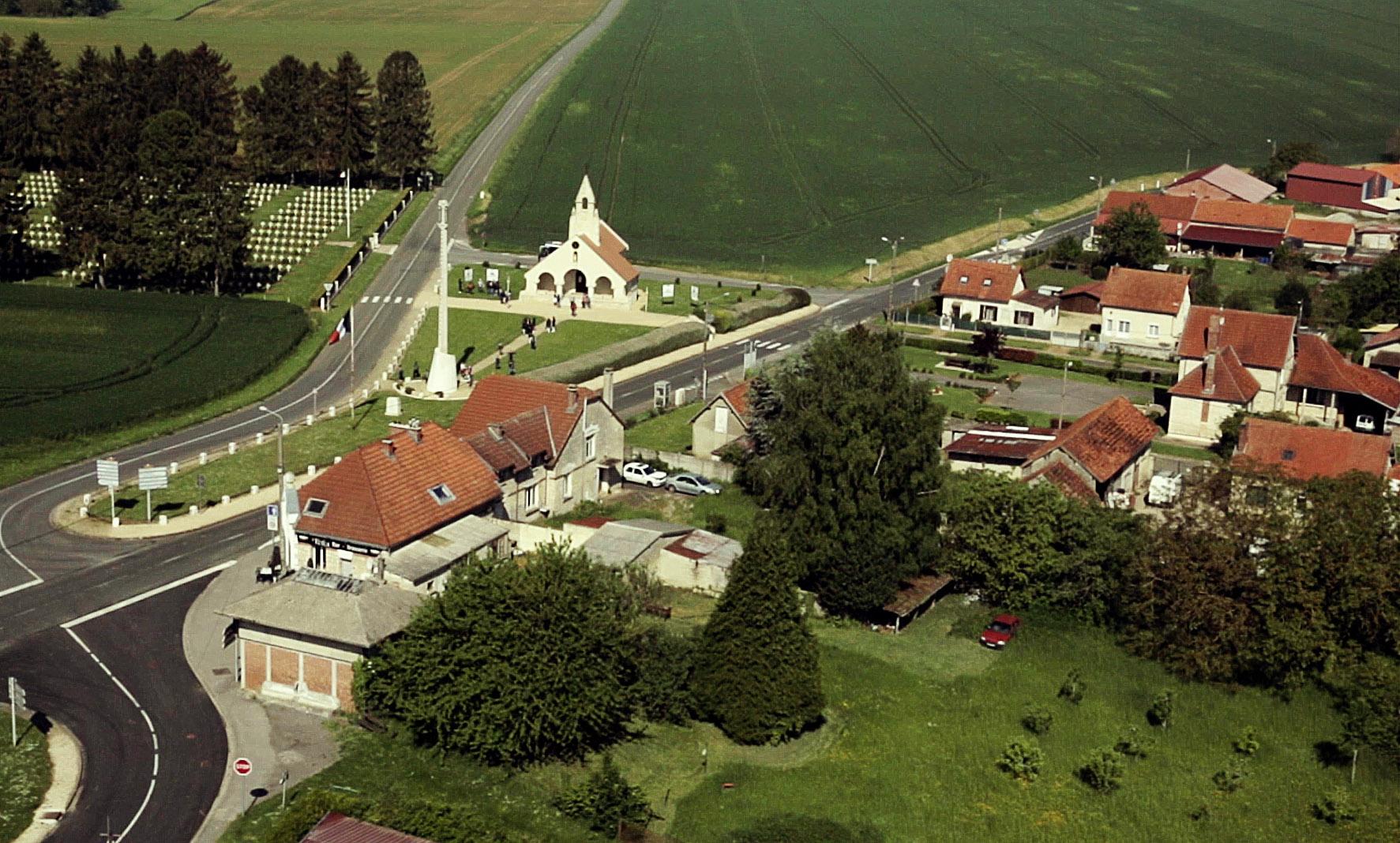 La Chapelle de Cerny en Laonnois